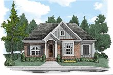House Plan Design - Bungalow Exterior - Front Elevation Plan #927-516