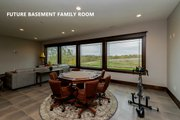 Craftsman Style House Plan - 2 Beds 3 Baths 2727 Sq/Ft Plan #70-1486 Interior - Family Room