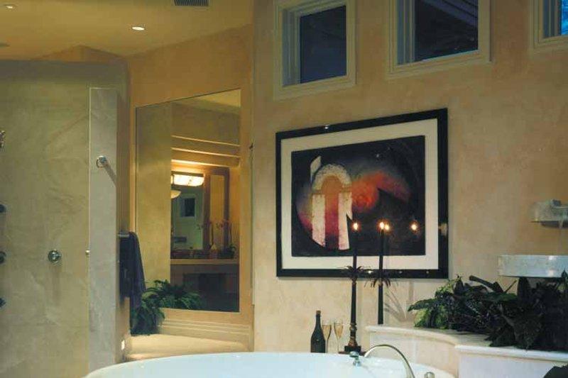 Mediterranean Interior - Bathroom Plan #930-109 - Houseplans.com