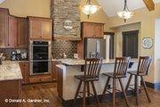 Craftsman Style House Plan - 3 Beds 2 Baths 2025 Sq/Ft Plan #929-1040 Interior - Kitchen