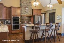 House Plan Design - Craftsman Interior - Kitchen Plan #929-1040