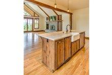 Craftsman Interior - Kitchen Plan #124-988