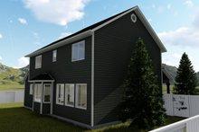Traditional Exterior - Rear Elevation Plan #1060-4