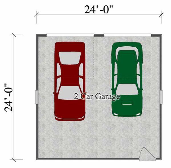 Floor Plan - Main Floor Plan Plan #306-130
