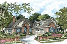 Traditional Exterior - Front Elevation Plan #929-788