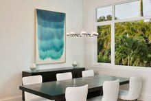 Home Plan - Mediterranean Interior - Dining Room Plan #1017-159