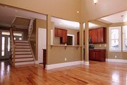 Craftsman Style House Plan - 3 Beds 2.5 Baths 1923 Sq/Ft Plan #79-259 Interior - Family Room
