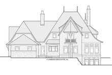 Craftsman Exterior - Rear Elevation Plan #928-244