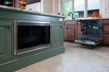 Craftsman Interior - Kitchen Plan #928-32