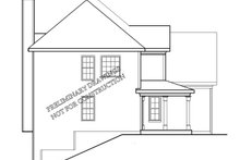 House Plan Design - Country Exterior - Other Elevation Plan #927-711
