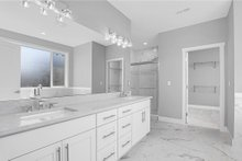 Dream House Plan - Traditional Interior - Master Bathroom Plan #1066-95