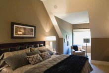 House Plan Design - European Interior - Master Bedroom Plan #928-180