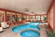 Beach Style House Plan - 7 Beds 6.5 Baths 9028 Sq/Ft Plan #23-853