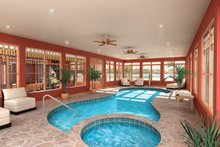 Dream House Plan - Indoor Pool - 9000 square foot Beach home