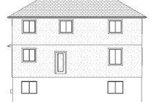 Traditional Exterior - Rear Elevation Plan #1060-7
