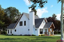 Craftsman Exterior - Other Elevation Plan #923-169
