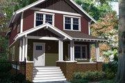 Craftsman Style House Plan - 4 Beds 2.5 Baths 2288 Sq/Ft Plan #461-35