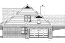 House Plan Design - Country Exterior - Other Elevation Plan #932-278