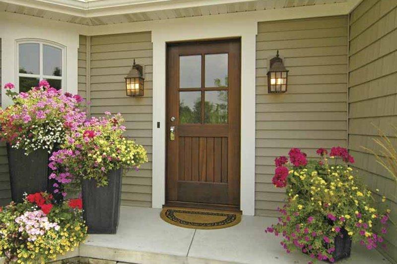 Craftsman Exterior - Other Elevation Plan #928-48 - Houseplans.com