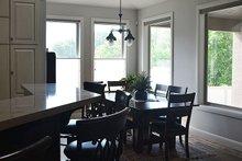 Dream House Plan - Ranch Interior - Dining Room Plan #1060-43