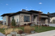 Home Plan - Ranch Exterior - Front Elevation Plan #1069-6