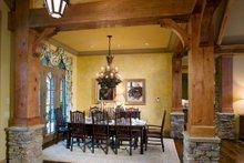 Craftsman Interior - Dining Room Plan #54-391