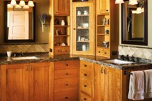 Craftsman Interior - Master Bathroom Plan #48-364