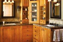Dream House Plan - Craftsman Interior - Master Bathroom Plan #48-364