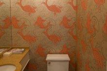 Colonial Interior - Bathroom Plan #451-26