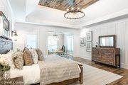 European Style House Plan - 5 Beds 5 Baths 4357 Sq/Ft Plan #929-893 Interior - Master Bedroom