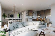 Dream House Plan - Farmhouse Interior - Family Room Plan #23-2738