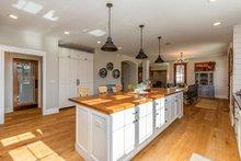 Country Interior - Kitchen Plan #70-1488