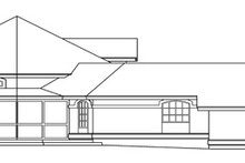 Home Plan - Ranch Exterior - Other Elevation Plan #124-425
