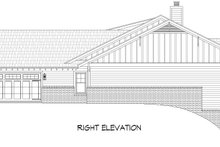 Architectural House Design - Country Exterior - Other Elevation Plan #932-382