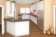 Craftsman Style House Plan - 4 Beds 2.5 Baths 2199 Sq/Ft Plan #21-330 Interior - Kitchen