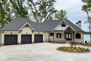 Craftsman Exterior - Front Elevation Plan #437-124
