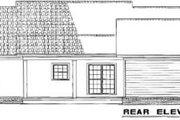 Farmhouse Style House Plan - 3 Beds 2 Baths 1597 Sq/Ft Plan #17-1144
