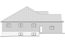 Home Plan - Craftsman Exterior - Other Elevation Plan #126-221