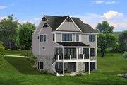 Farmhouse Style House Plan - 5 Beds 4.5 Baths 4334 Sq/Ft Plan #1057-32