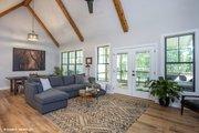 Farmhouse Style House Plan - 3 Beds 2.5 Baths 2187 Sq/Ft Plan #929-1053 Interior - Family Room