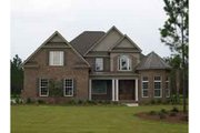 Traditional Style House Plan - 3 Beds 3.5 Baths 2870 Sq/Ft Plan #119-115 Photo