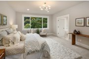 Contemporary Style House Plan - 5 Beds 4.5 Baths 4313 Sq/Ft Plan #1066-125 Interior - Master Bedroom