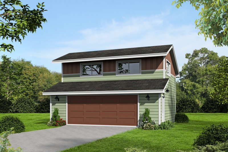 House Plan Design - Country Exterior - Front Elevation Plan #932-160