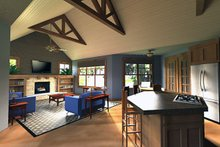 Dream House Plan - Craftsman Interior - Other Plan #51-518