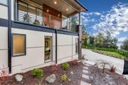 Contemporary Style House Plan - 3 Beds 4 Baths 4730 Sq/Ft Plan #1066-24 Exterior - Other Elevation