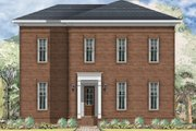 Traditional Style House Plan - 3 Beds 2.5 Baths 2670 Sq/Ft Plan #424-291
