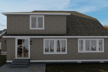 Craftsman Exterior - Rear Elevation Plan #1060-50
