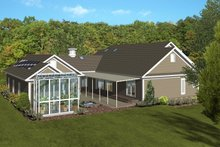 Home Plan - Left Side