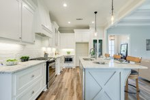 Architectural House Design - Traditional Interior - Kitchen Plan #430-228