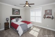 Craftsman Style House Plan - 4 Beds 3 Baths 2491 Sq/Ft Plan #929-949 Interior - Bedroom
